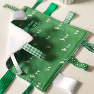 Green Ducks Comforter With Tags – www.sewsian.com