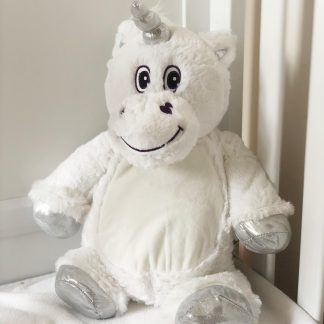 Personalised Flossie The Unicorn Soft Toy – www.sewsian.com