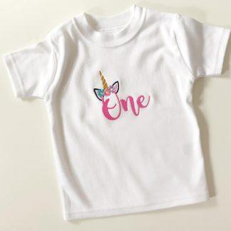 Unicorn Birthday T-Shirt – www.sewsian.com