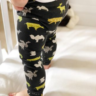 Children's Geo Zoo Leggings – www.sewsian.com