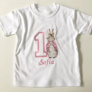 Peter Rabbit Girl One T-Shirt – www.sewsian.com