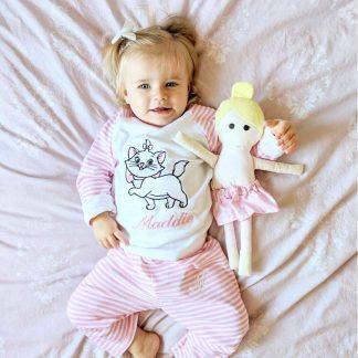 Personalised Marie Pyjamas – www.sewsian.com
