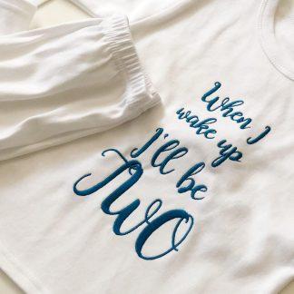 Second Birthday Pyjamas – www.sewsian.com