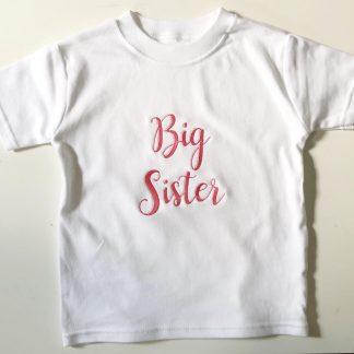 Big Sister T-Shirt – www.sewsian.com