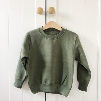 Personalised Children's Sweatshirt – www.sewsian.com