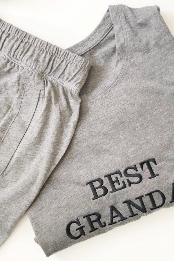 Men's Personalised Short Pyjamas – www.sewsian.com
