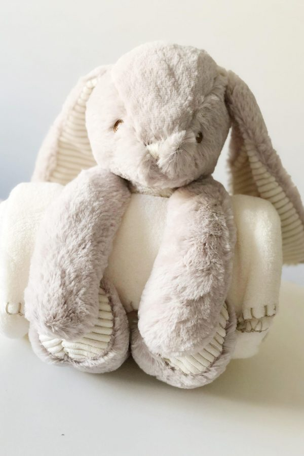 Personalised Bunny And Blanket Set – www.sewsian.com